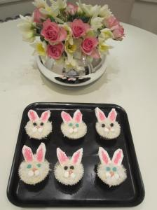 Coconut and Pineapple Bunny Cupcake Recipe